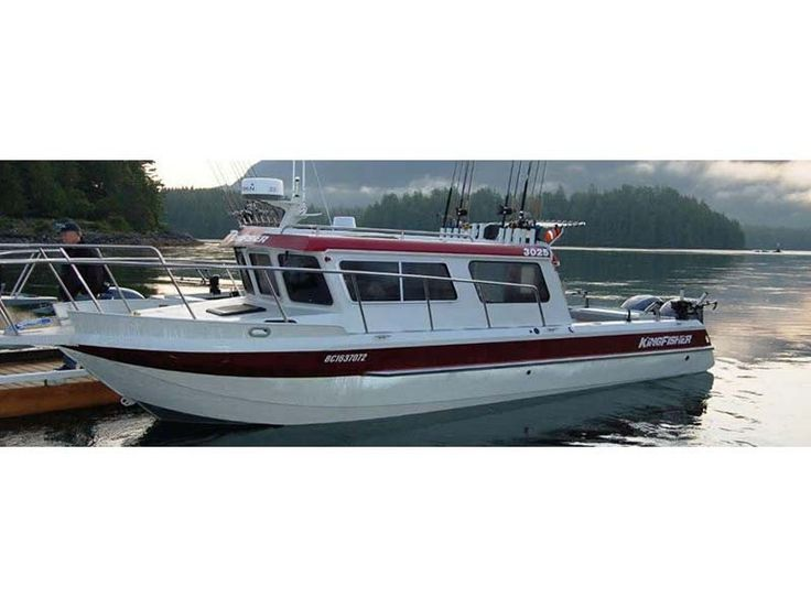 9 Best Aluminum Pilot House Fishing Boats Images On