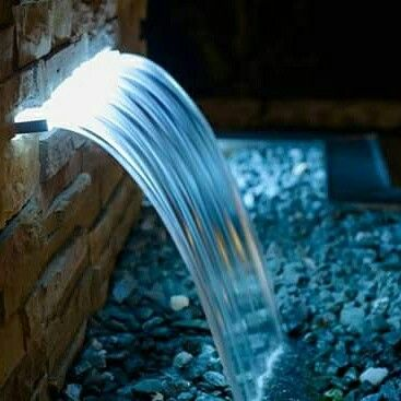 10 mejores im genes sobre fuentes y luces para piscinas en for Luces led piscina