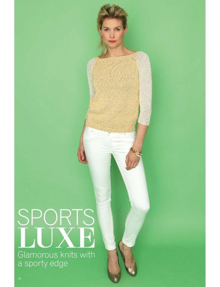 Knitting lssue104 2012 - 轻描淡写 - 轻描淡写