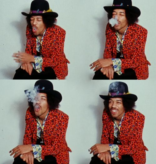 lightfeathers:  Jimi Hendrix (1942 - 1970)