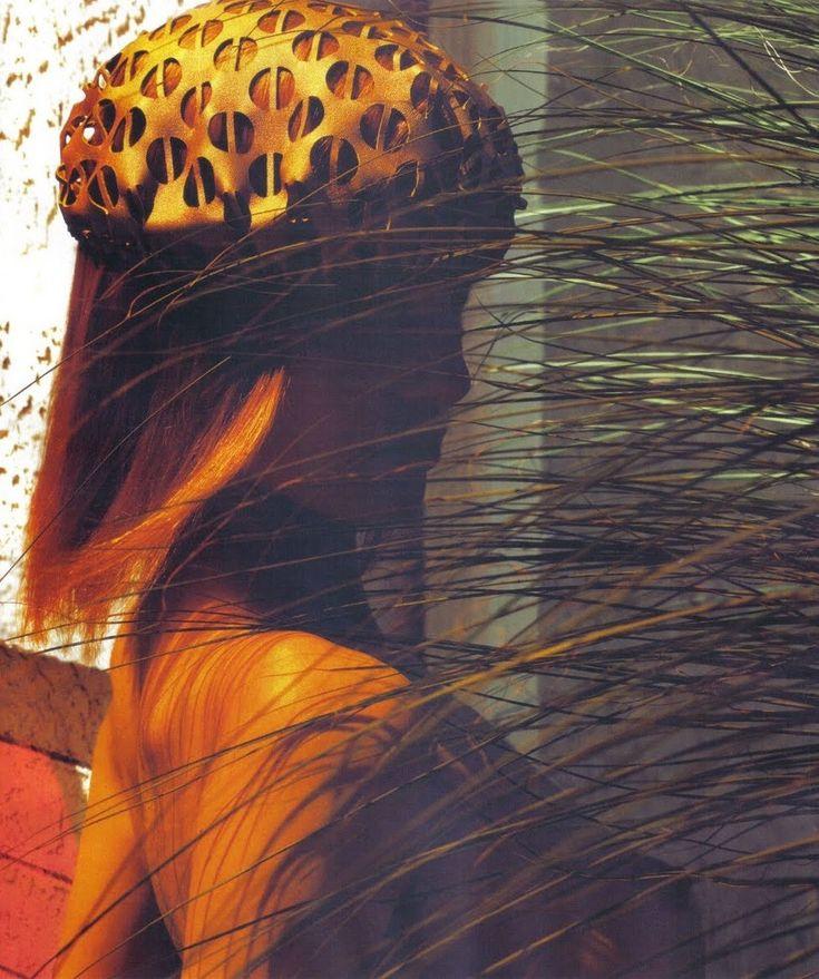 Mert Alas & Marcus Piggott / Vogue Italia October 2008.