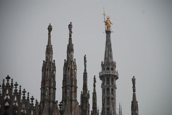 MADONINA MILANO by marcela.comanescu