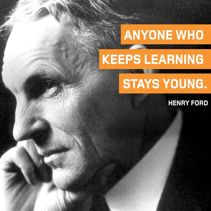 Our #ThoughtOfTheWeek for May 4 2015 comes from Henry Ford #quote #creative