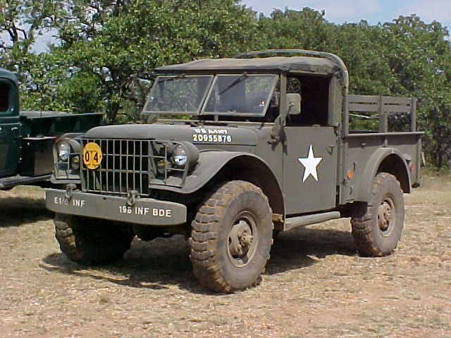 http://www.vintagemilitarytrucks.com/1951 M37 Dodge Cecil ...