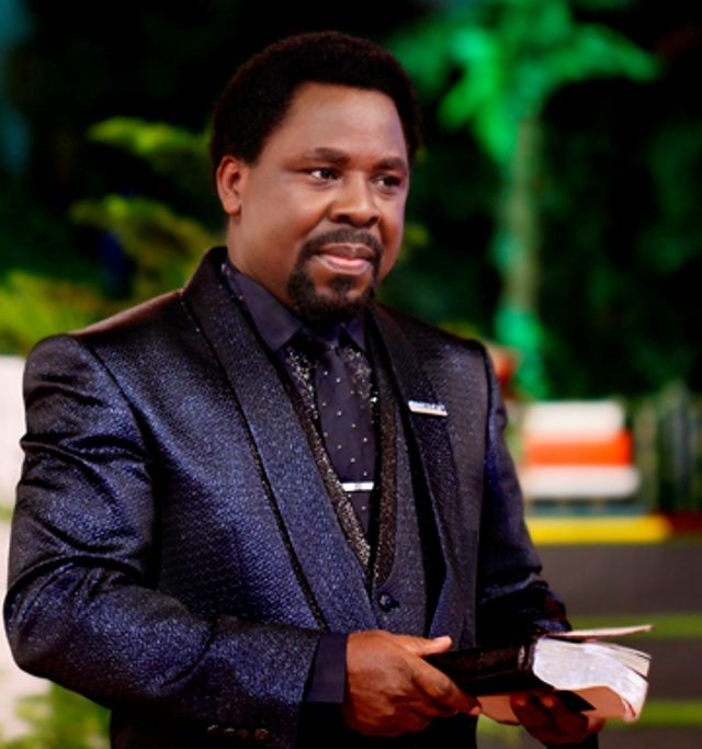 DEATH OF 116: TB JOSHUA FILES FRESH SUIT TO STOP HIS ARRAIGNMENT