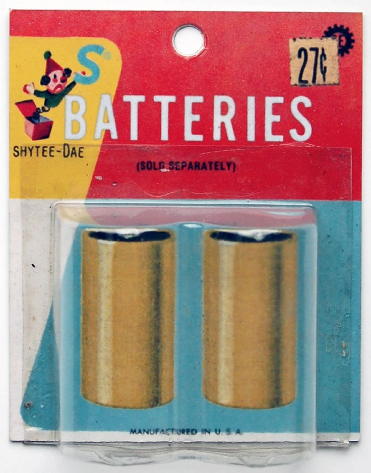 Batteries, Sold Separately by Randy Regier - Boing Boing