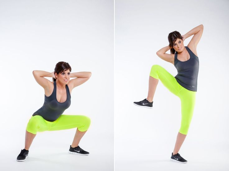 Derék és csípőformáló gyakorlatok