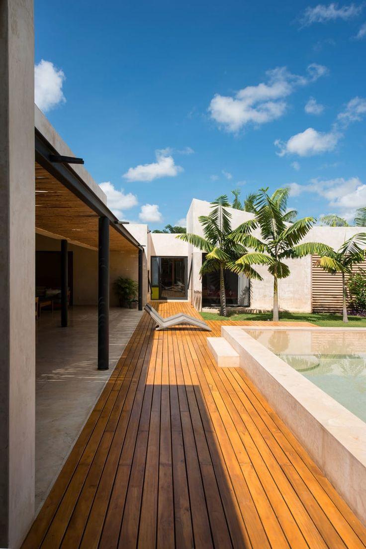 Reyes Ríos + Larraín arquitectos, Pim Schaljwijk · GD House
