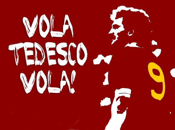 Rudi Voeller ( As Roma )