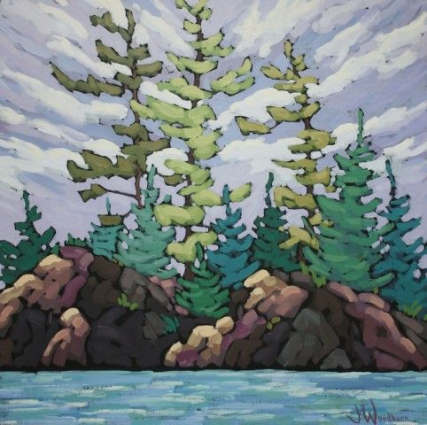 Jennifer Woodburn - available-large-paintings