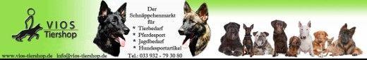VIOS-TIERSHOP – Der Schnäppchenmarkt für Tierbedarf, Pferd, Jagd- und Hundesportartikel