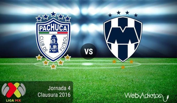 Pachuca vs Monterrey en el torneo Clausura 2016 ¡En vivo por internet! - https://webadictos.com/2016/01/30/pachuca-vs-monterrey-clausura-2016/?utm_source=PN&utm_medium=Pinterest&utm_campaign=PN%2Bposts