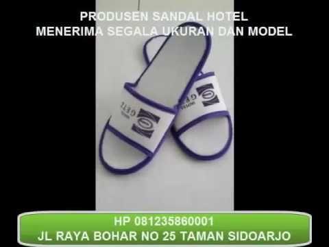 081235860001 Jual sandal hotel murah di bandung surabaya solo jogja jaka...