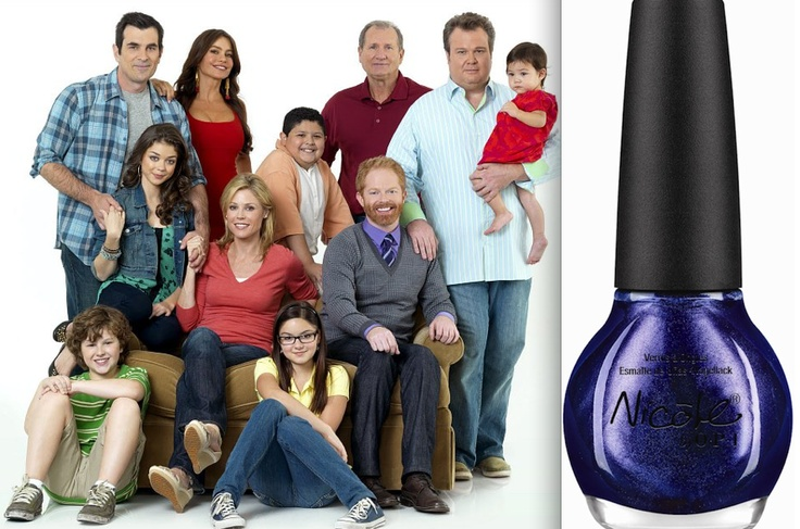Makeup Preview, Photos: Nicole by OPI Nail Polish And Modern Family Collection