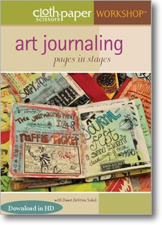 how to art journal