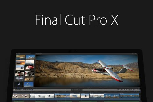 Best GoPro Software from VidProMom - Final Cut Pro