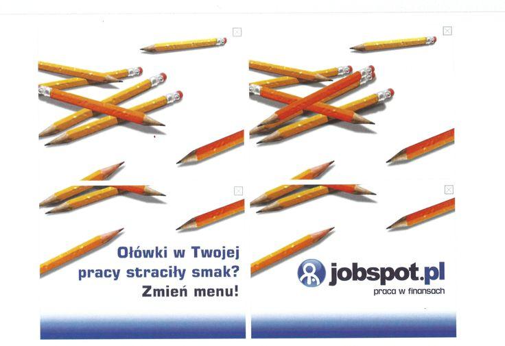 Kampania serwisu z ofertami pracy Jobspot.pl