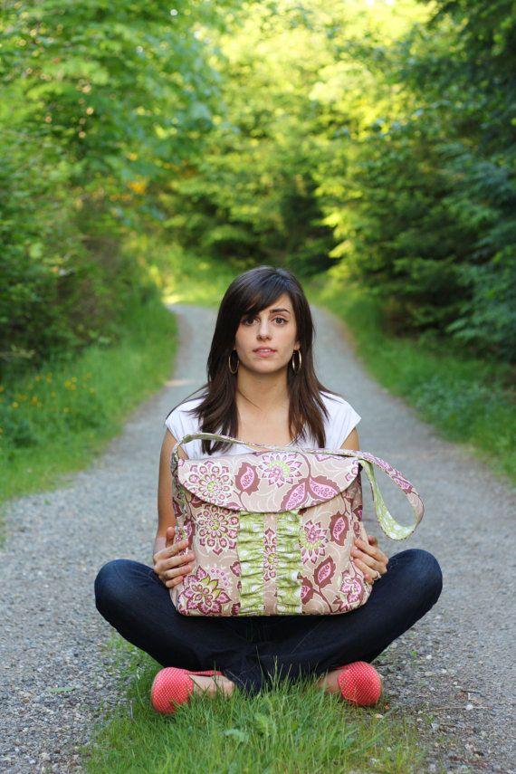 Diaper Bag Pattern  The Lola Bea Diaper Bag Pattern door sewmuchado, $9,00