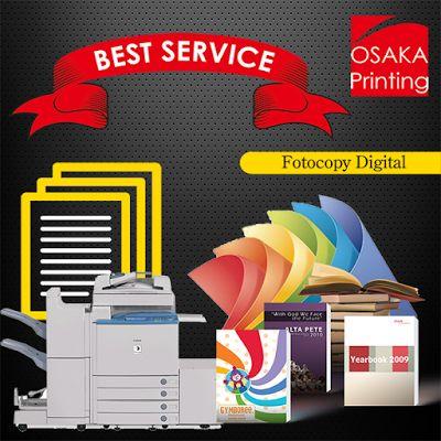 Osaka Printing: FOTOCOPY