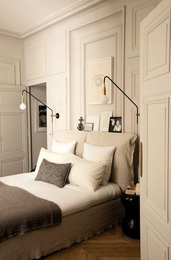 Les 59 meilleures images propos de id es pour la maison for Interieur appartement parisien