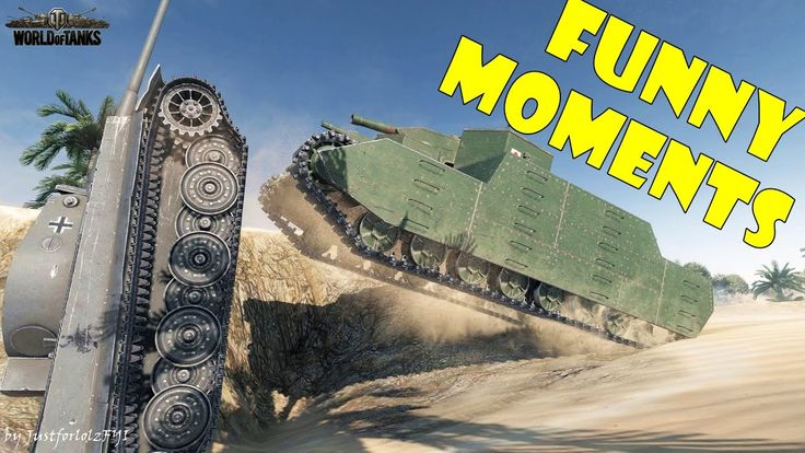 World of Tanks - Funny Moments | Week 1 February 2017
