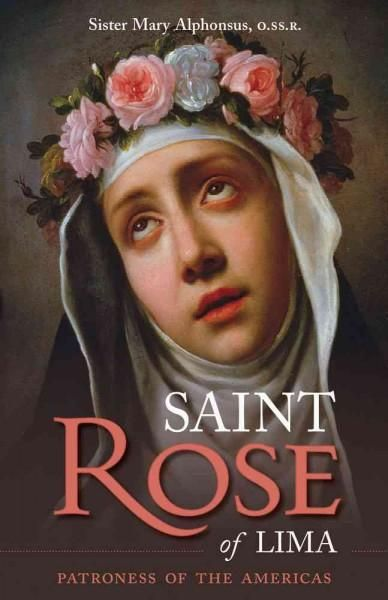 St. Rose of Lima (1586-1617), Patroness of the Americas, is the first canonized saint of the New World. She was the tenth of thirteen children, and her mother experienced no pain at her birth. Though