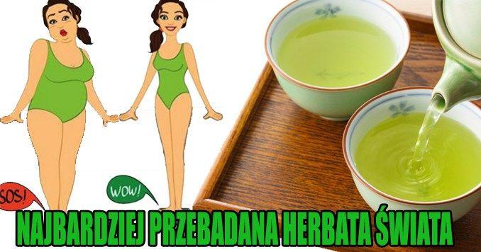 8 głównych korzyści zdrowotnych wynikających z picia zielonej herbaty