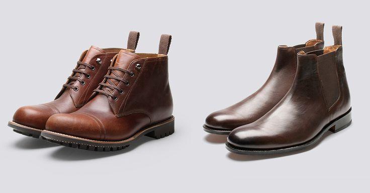 BASMATEE.CZ, #Grenson #shoes, #Declan, #Ryan, #Fashion, #Style