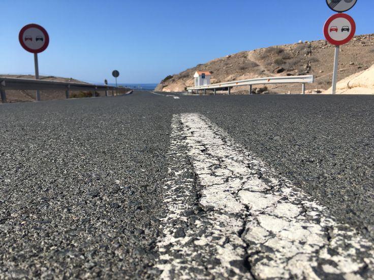 Gran Canaria, die GC-500 von Arguineguin in Richtung Maspalomas