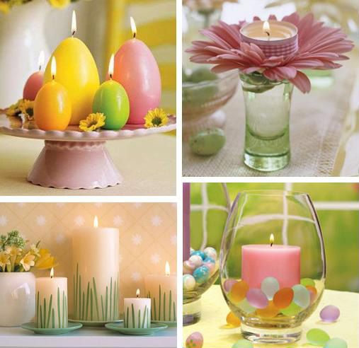 Get Into The Spring Season With Easter Decorations