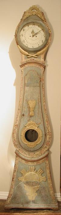 "Stunning ""Mora"" clock - grandfather clock - vintage - style - classic - luxury - antique - amazing - beautiful - classy"