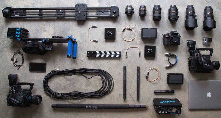 What to Look for When Buying Camera Gear