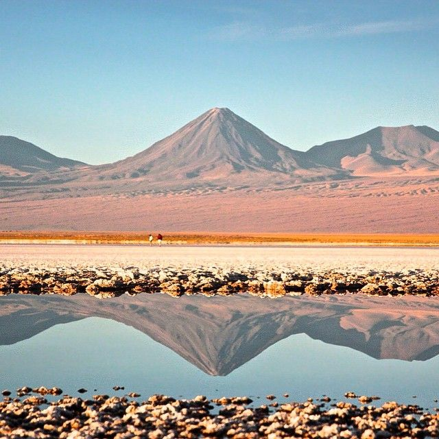 Location: Volcán Licancabur - Atacama, Chile.  Photo Credit: Priscila Sanches @prixsanches