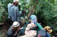 Macan Tutul Gegerkan Warga Dusun Balandongan