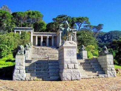 Beautiful view of Rhodes Memorial
