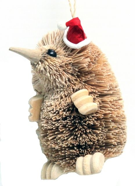 White Apple Gifts Echidna Australian animal Christmas decorations http://www.whiteapplegifts.com.au/epages/shop.sf/en_AU/?ObjectPath=/Shops/whiteapplegifts/Products/%22Australian%20Animal%20Christmas%20Decoration%22/SubProducts/XORN-EC