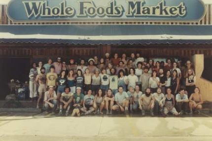 whole foods core values 30 years later whole foods market has expanded  all have same core values  • selling the  we feature foods that are free of artificial preservatives, colors.