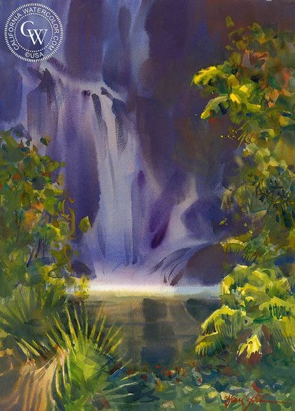Maui california art by frank lalumia hd giclee art for Prints of famous paintings for sale