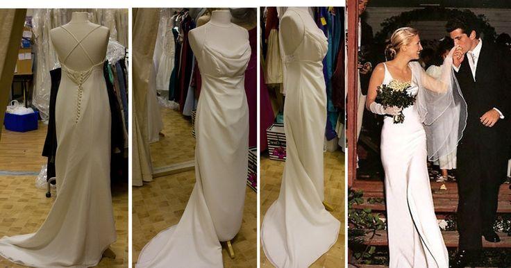 Carolyn Bessette Kennedy Wedding Dress Pattern