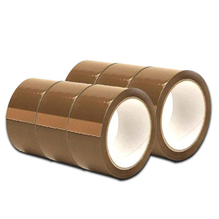 Seat Your Medium & Heavy Duty Carton With Brown BOPP Tapes. Order now at PackingSupply.in and Save more!
