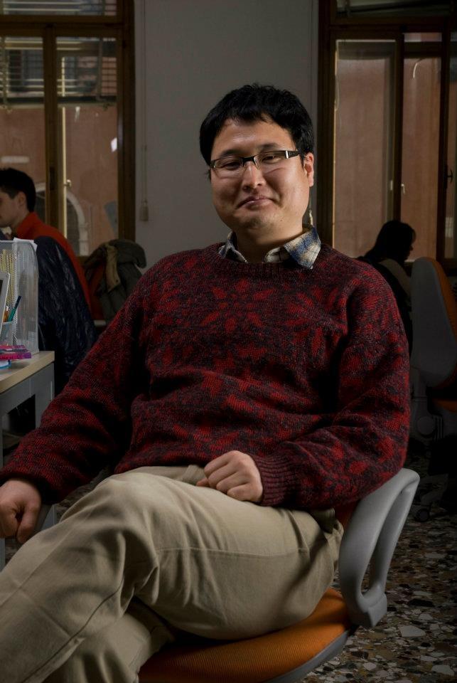 Hwang è regional manager per il mercato Sud Coreano