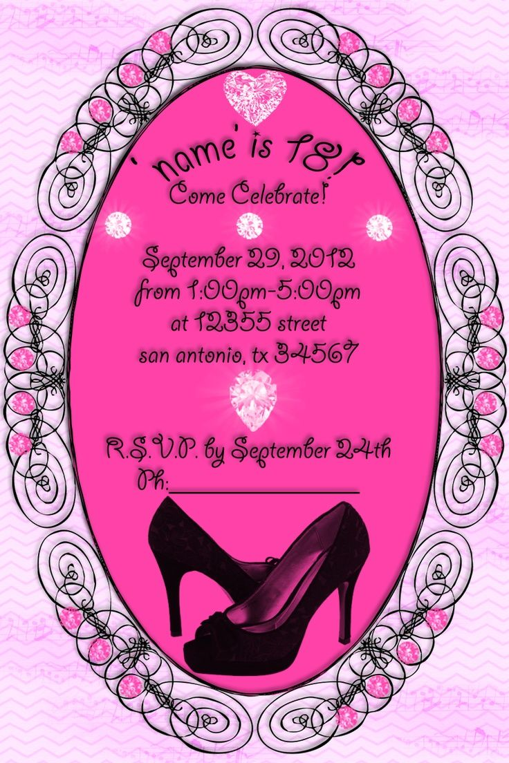Google themes pink and black - Templates Invitations Pink Black Shoestheme Google Search