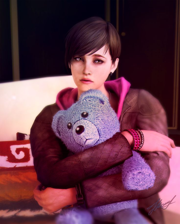 RE: Moira Burton - My lovely Teddybear by Sia-G.deviantart.com on @DeviantArt