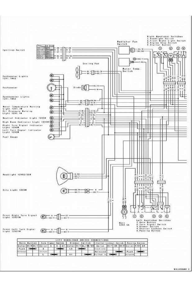 Kenwood Kac 7201 Wiring Diagram Schaltplan Jeep Toyota Camry