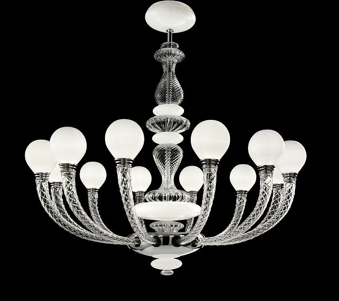 28 best Barovier & Toso images on Pinterest | Chandelier lighting ...