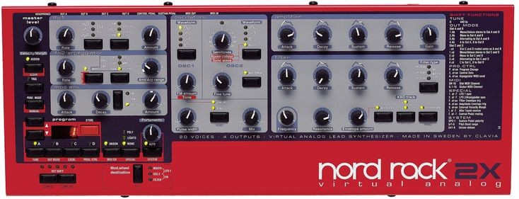 Nord Lead 2X Rack