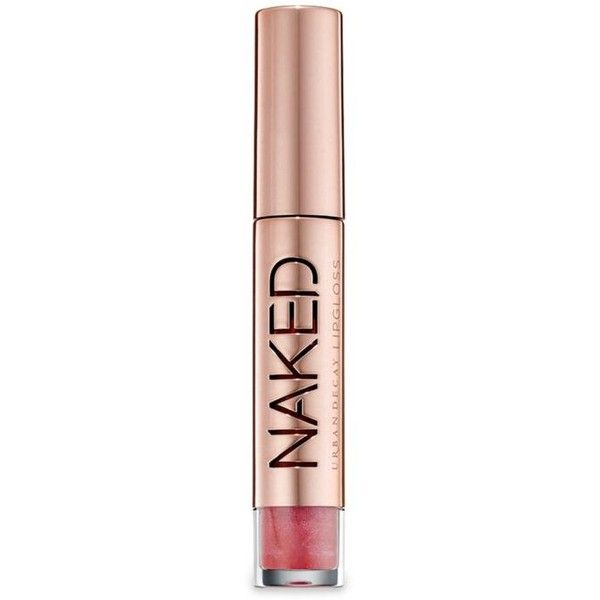 Urban Decay Naked Naked Ultra Nourishing Lipglossbr (£15) ❤ liked on Polyvore featuring beauty products, makeup, lip makeup, lip gloss, beauty, filler, naked, lip shine, urban decay lip gloss and lip gloss makeup