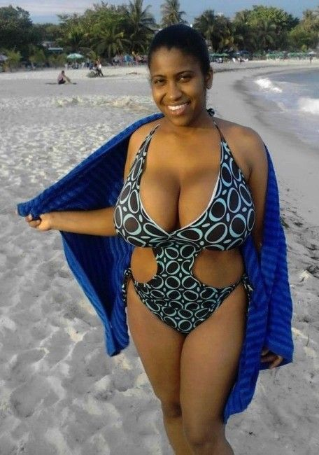 ebony Both breast