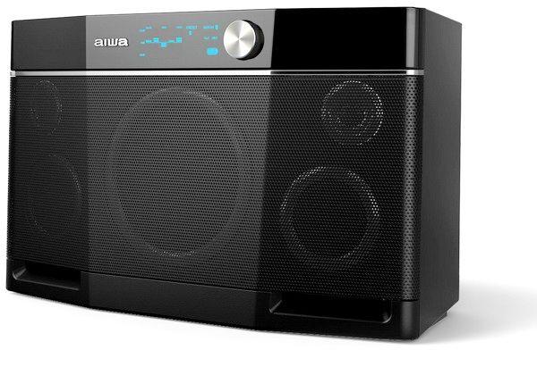 Aiwa Exos 9 Portable Bluetooth Speaker Review Bluetooth Speakers