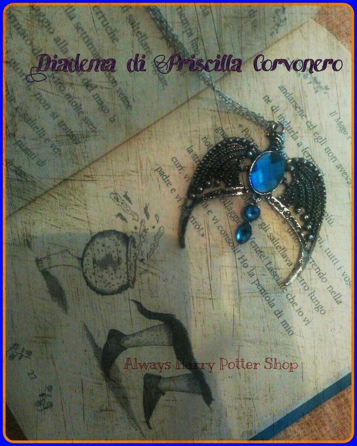 Acquistalo su: https://www.facebook.com/alwaysharrypottershop/